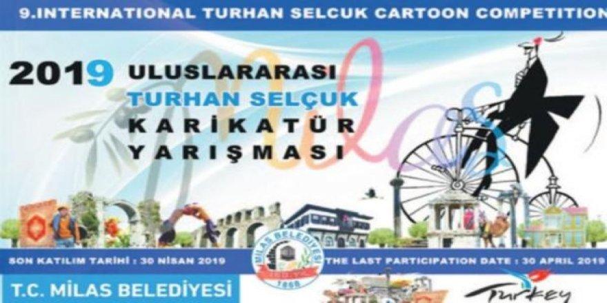 9. Turhan Selçuk Karikatür Yarışması başvuruları başlıyor