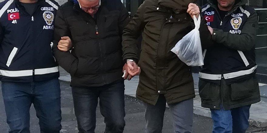 Soyguncular tutuklandı