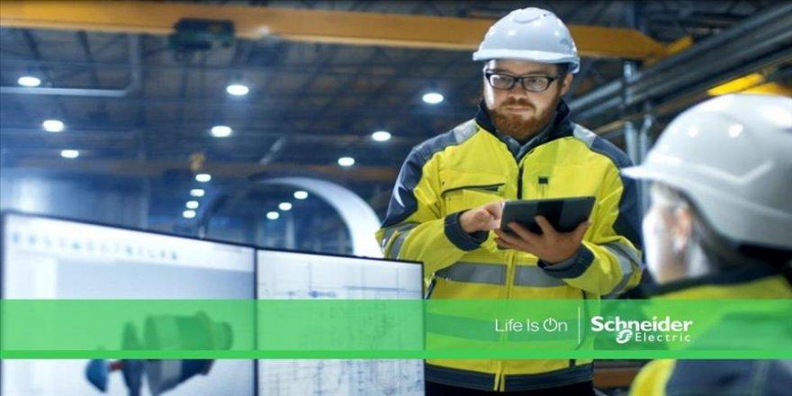 Schneider Electric'ten yeni nesil yazılımla sezgisel çalışma dönemi