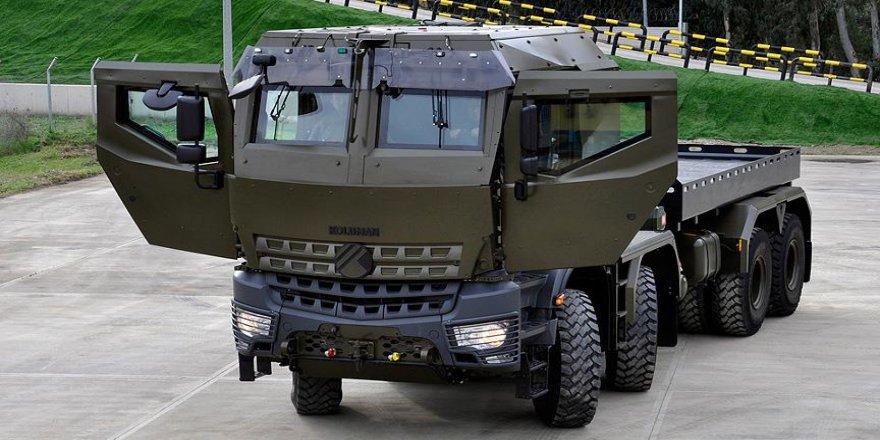 'Derman' NATO sertifikası için İngiltere yolunda