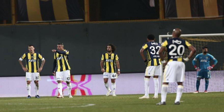Fenerbahçe kupada Ümraniyespor'a yenildi
