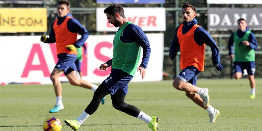 Fenerbahçe, Bursaspor hazırlıklarına başladı