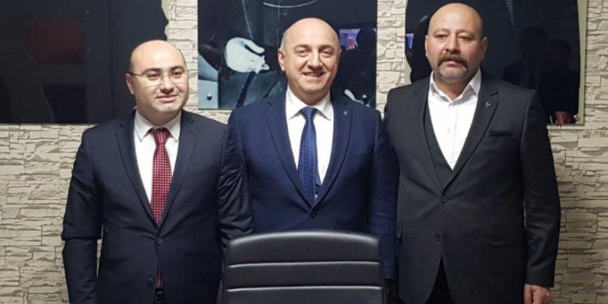 Cumhur ittifakı Darıca'da uyumlu çalışıyor