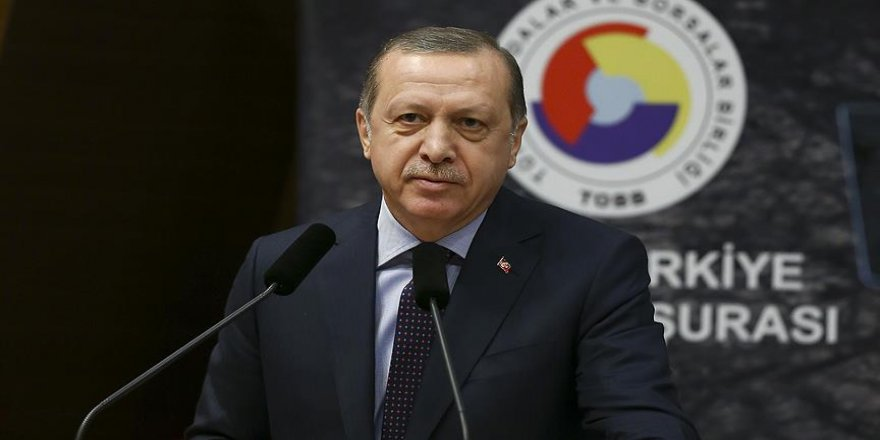 Erdoğan: Sözler tutulmazsa gereken adımları atarız