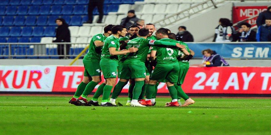 Spor Toto Süper Lig: Kasımpaşa: 0 - Çaykur Rizespor: 1 (İlk yarı)
