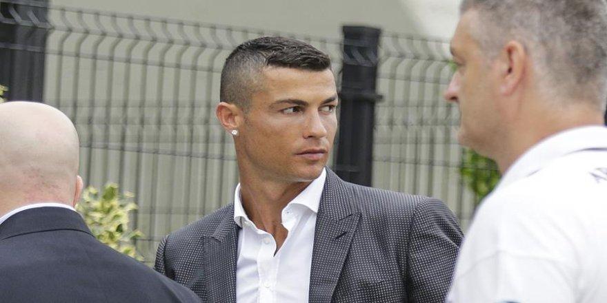 Ronaldo'nun özel talebine ret