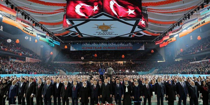 AK Parti'de bin 230 belediye başkan adayı açıklandı