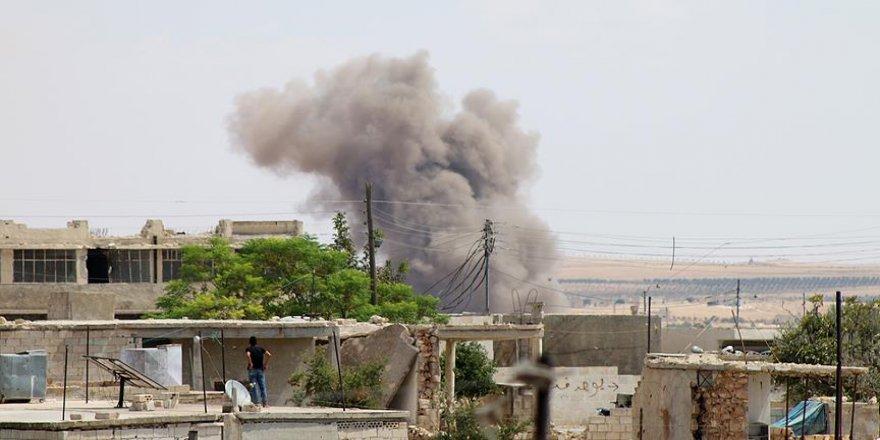 Esad rejimi İdlib'e saldırdı