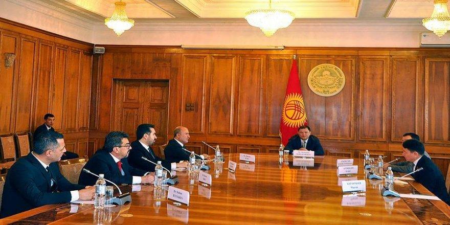 Kırgızistan'dan Türk iş adamlarına yatırım daveti
