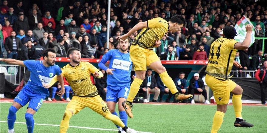 Evkur Yeni Malatyaspor, çeyrek finalde
