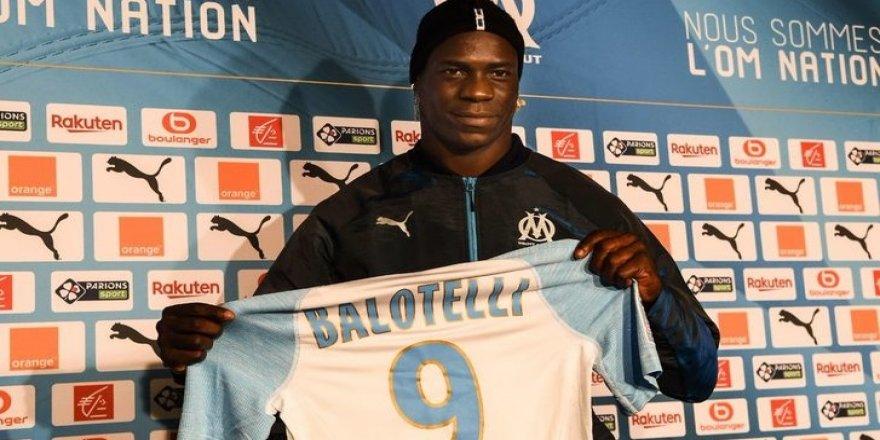 Marsilya, Balotelli'yi kiraladı