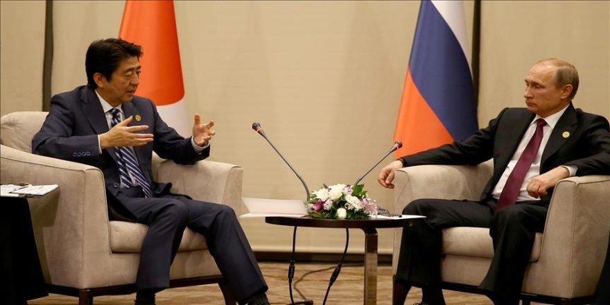 Rusya ile Japonya'nın barış anlaşmazlığı