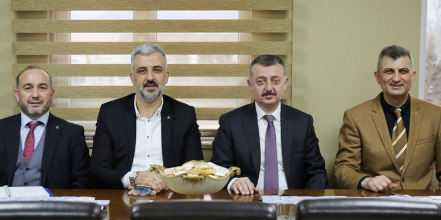 AK Parti'de mülakatlar devam ediyor