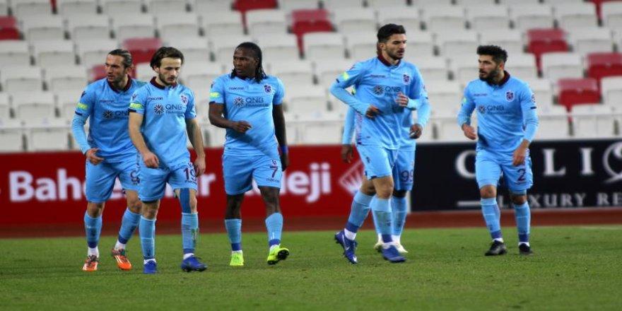Trabzonspor ile MKE Ankaragücü 70. randevuda