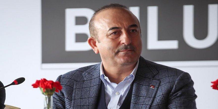 Dışişleri Bakanı Çavuşoğlu: Irak'ın inşası için 5 milyar dolar kredi vereceğiz