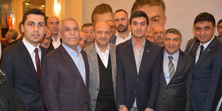 SP'den AK Parti'ye katıldı