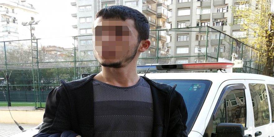 Karısının çantasında uyuşturucu ele geçen şahsa hapis
