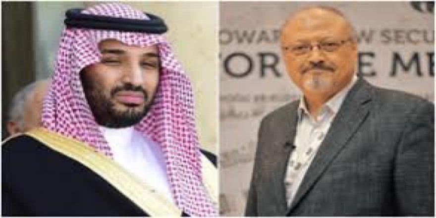 """Suudi Arabistan'dan Kaşıkçı açıklaması: """"Veliaht Prens ölüm emrini vermedi"""""""