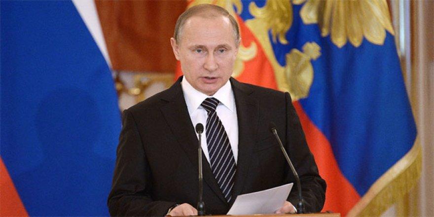 Putin'den Ukrayna'ya çağrı