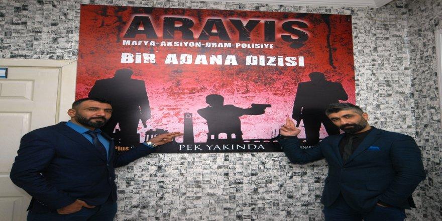 """Adana dizisi """"Arayış""""ın çekimleri için çalışmalara başlandı"""