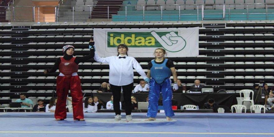 Wushu Kung Fu Şampiyonası'ndan 10 madalya