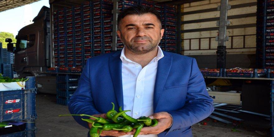 """Doğan: """"Denetim artırılırsa sebze fiyatları yarı yarıya düşer"""""""