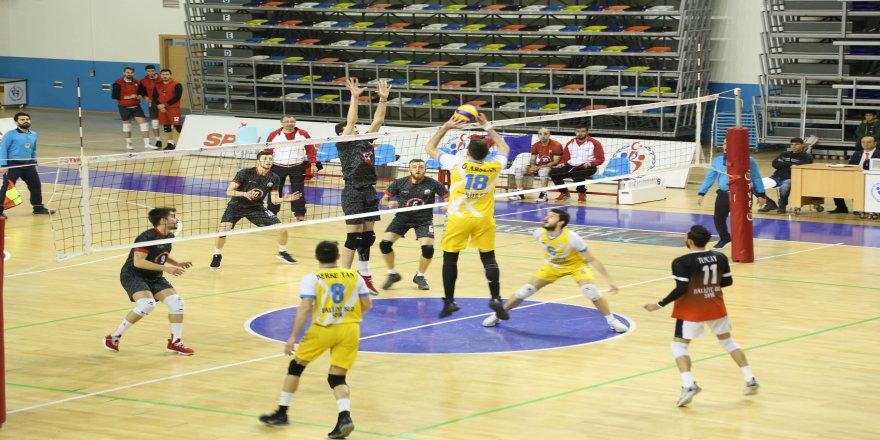 Haliliye Belediyespor takımları haftayı galibiyetle kapattı