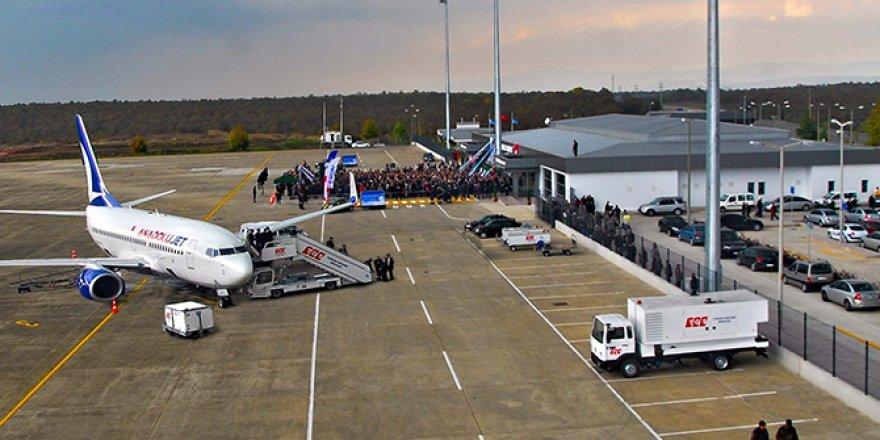 Cengiz Topel'de yolcu sayısı azaldı