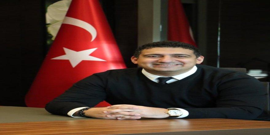 Başkan Ali Şafak Öztürk 'dalya' dedi