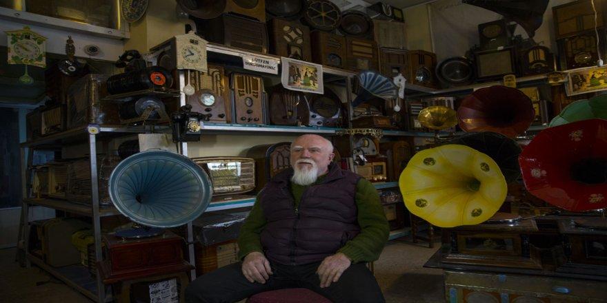 Antika radyolara 35 yıldır hayat veriyor
