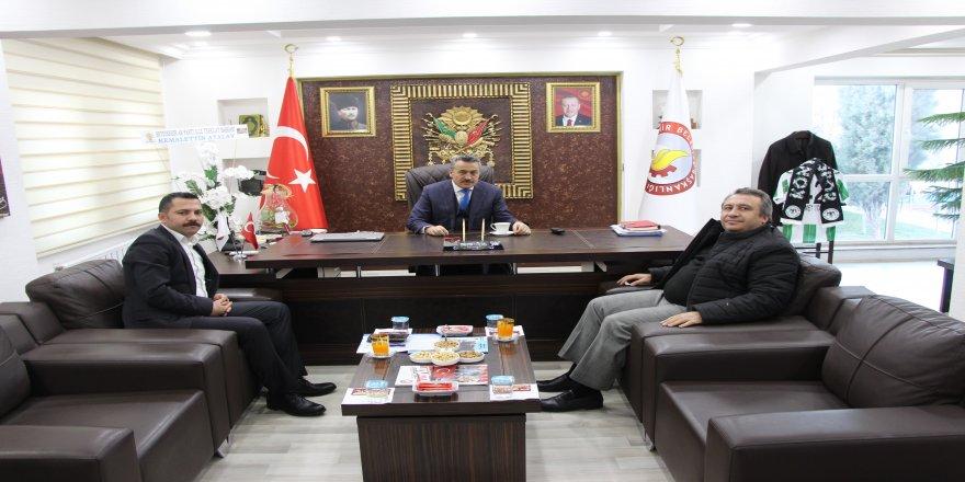 Başkan Tutal'dan yeni bir yatırım müjdesi