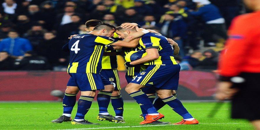 UEFA Avrupa Ligi: Fenerbahçe: 1 - Zenit: 0 (Maç sonucu)