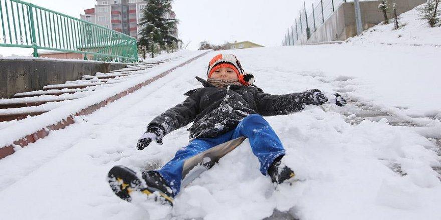Kocaeli'ye kar uyarısı