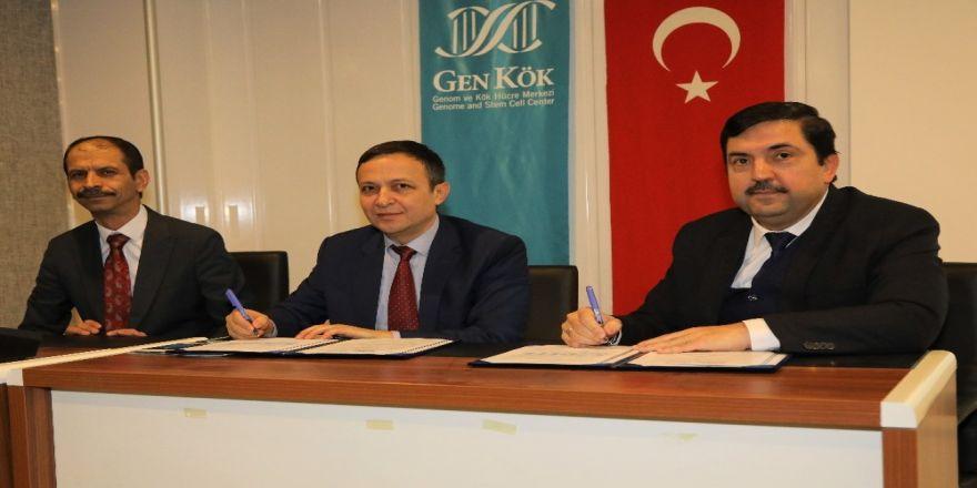 ERÜ'de 'Bilim İnsanı Yetiştirme Grubu Çalıştayı' düzenlendi