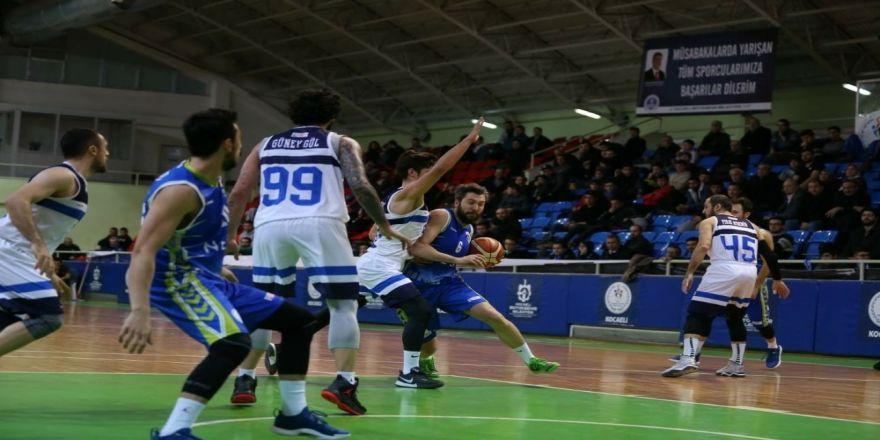 Denizli Basket galibiyet serisini sürdürüyor