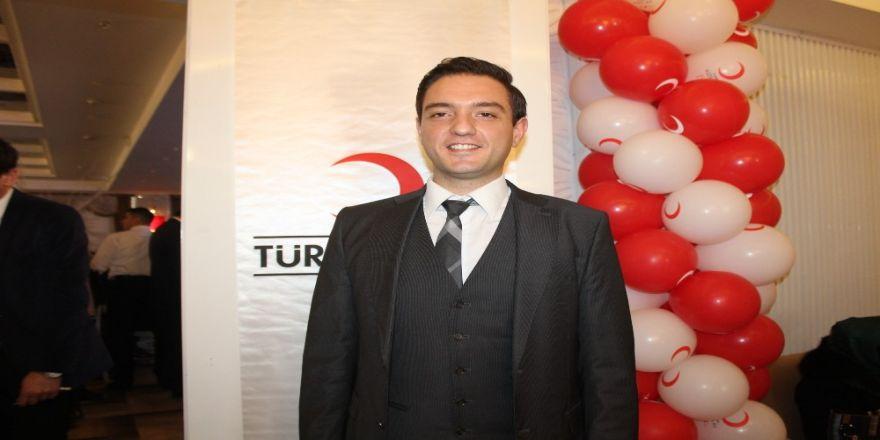 Türk Kızılayı Eskişehir Şubesi'nde Egemen Temizsoy dönemi