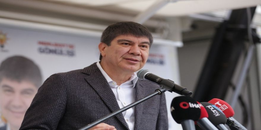 Türel Kumluca projelerini açıkladı