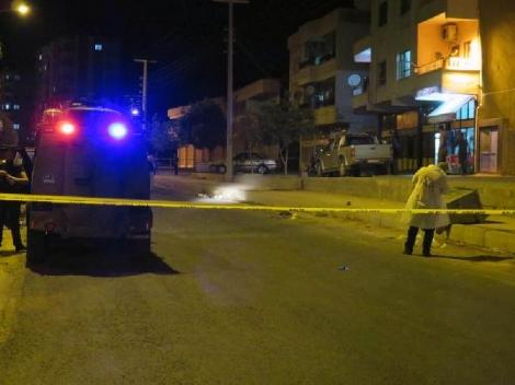 Polisten Kaçan Otomobilde 3 Adet Kaleşnikof Tüfek Bulundu