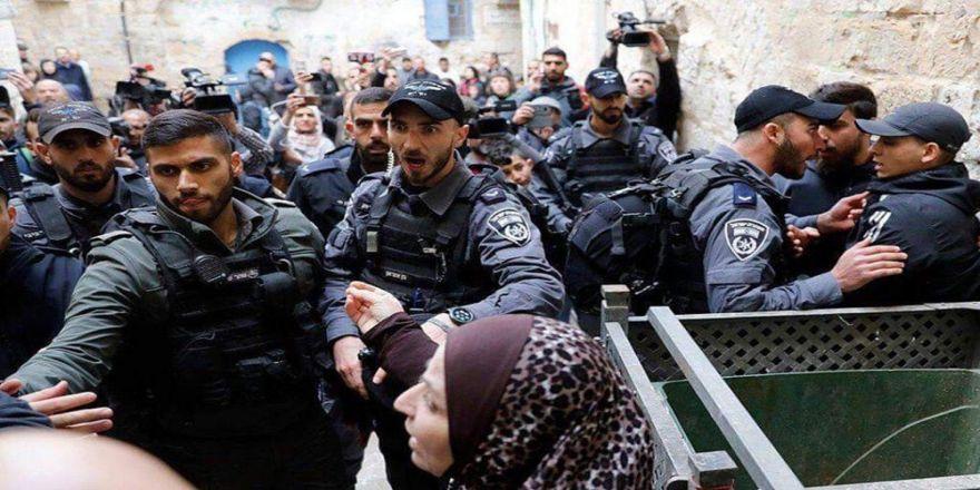 İsrail zulmü bitmek bilmiyor