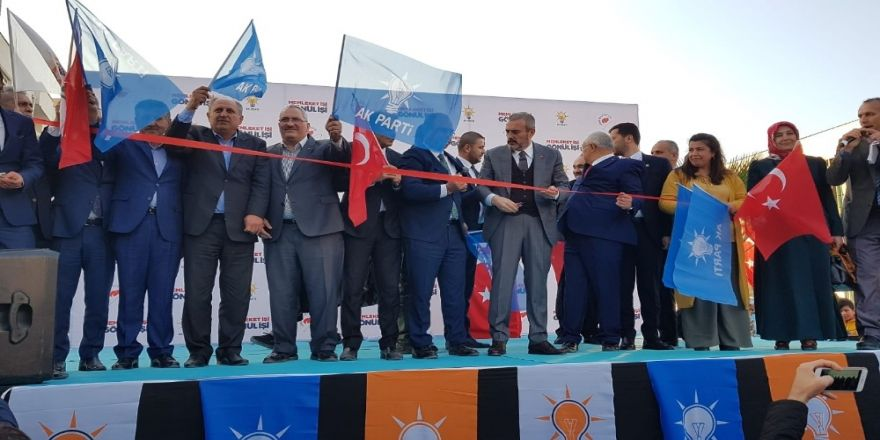 Ünal, Kılıçdaroğlu'na yüklendi