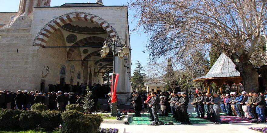 Restorasyonu tamamlanan Sultan II. Bayezid Camisi yeniden ibadete açıldı