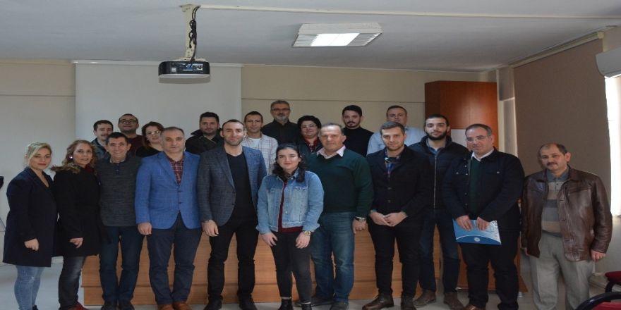 Bafra'da 'Liderlik' eğitimi