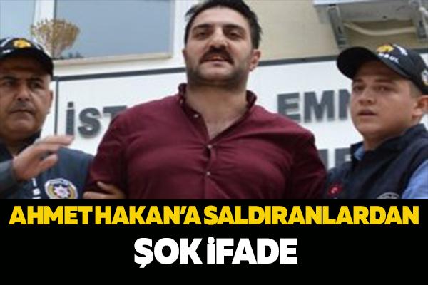 Ahmet Hakan'a Saldıran Şüpheli Kamuran Ergin'den 100 Bin TL İtirafı