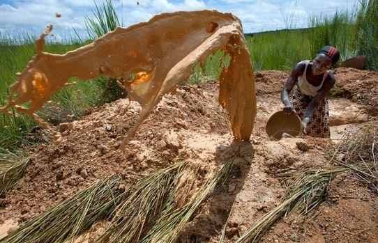 Yılda 500 Ton Altın Çıkarılan Mali'de İnsanların Hali İçler Acısı