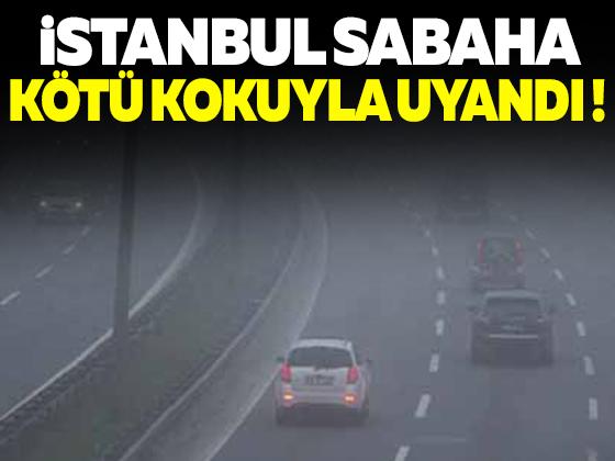 İstanbul kokuyor!