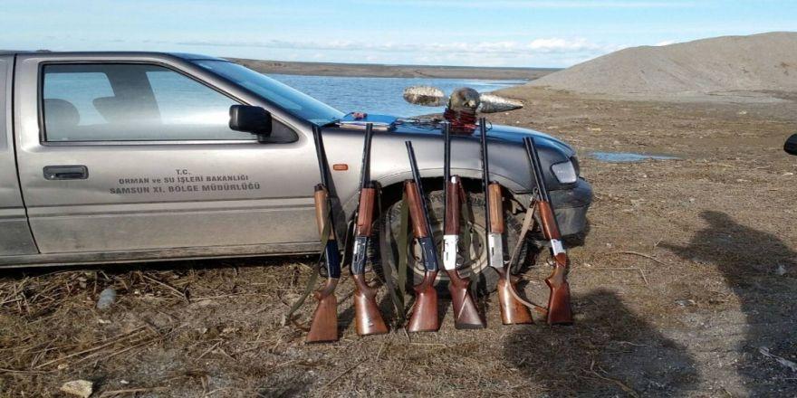 avcılar cezaya doymuyor