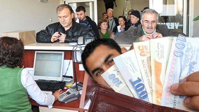Yüz Binlerce Vatandaşa Parası Geri Ödeniyor
