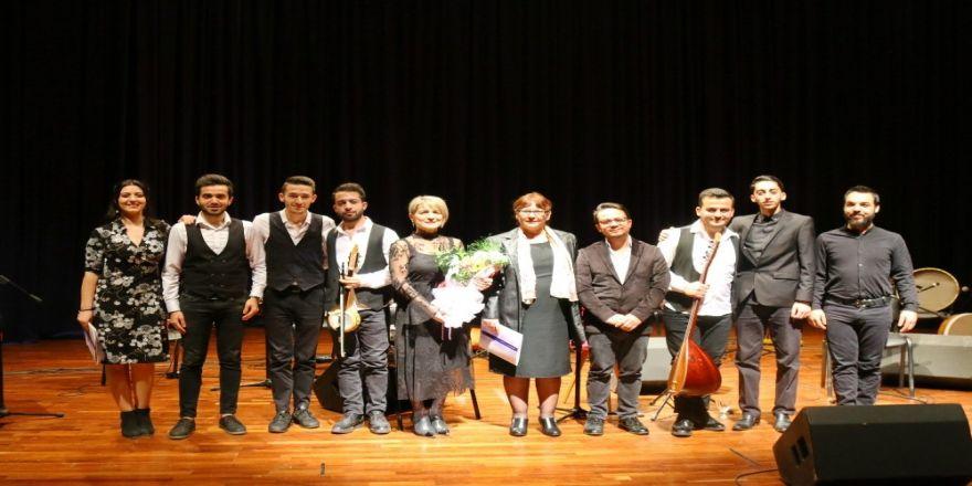 SAÜ'de 'Yedi Renk Anadolu' konseri gerçekleşti