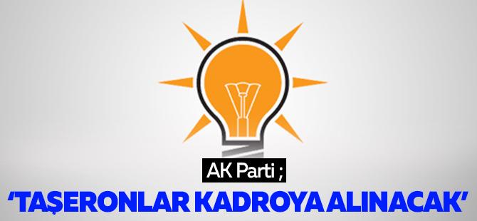 AK Parti seçime sıkı sıkıya sarıldı