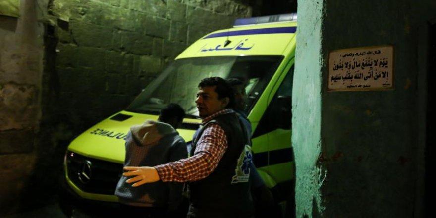 İntihar saldırısında ölü sayısı 3'e yükseldi